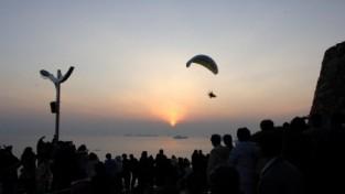 해남 곳곳 해넘이·해맞이 축제 12월 31일부터 1월 1일까지 개최